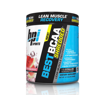 BPI Sports Best BCAA Shredded, 25 Servings