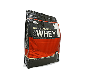 ON Gold Standard 100% Whey, 10 Lbs