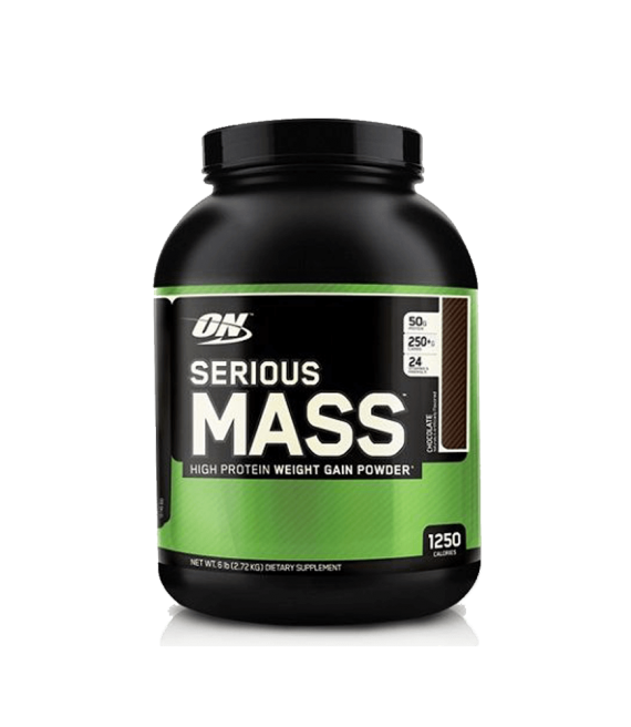 ON Serious Mass, 6 Lbs (2,72 kg)