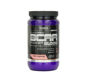 Ultimate Nutrition - BCAA Powder 12000, 67 Servings