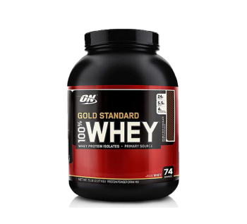 ON Gold Standard 100% Whey 5 Lbs