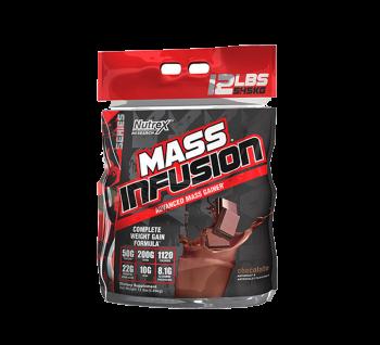 Milk weight gain nutrex mass infusion