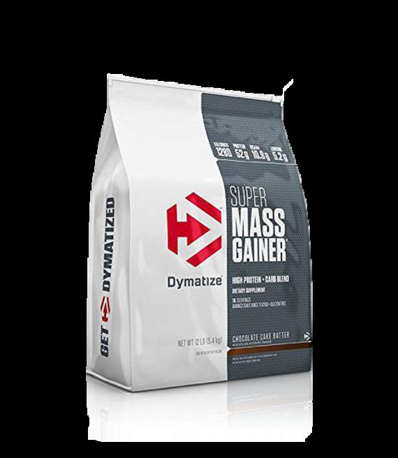 Dymatize Super Mass Gainer, 12 Lbs